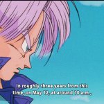 May 12th in Dragon Ball